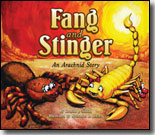 Fang, Stinger book cover