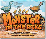 Monster in the Rocks (Soft Cover)