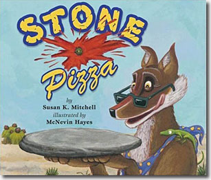 Stone Pizza  (Hard Cover)