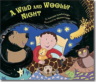 A Wild and Wolly Night  (Hard Cover)